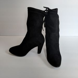 Catherine Malandrino black boots